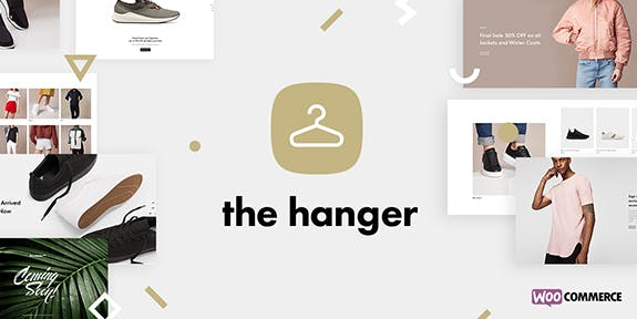 The Hanger v1.6.7 – Versatile eCommerce WordPress Theme for WooCommerce