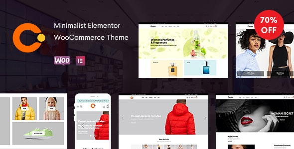Cerato 2.2.5 – Multipurpose Elementor WooCommerce Theme