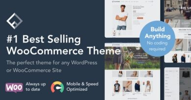 Flatsome 3.13.2 Nulled – Multi-Purpose Responsive WooCommerce Theme