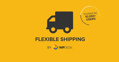 Flexible Shipping Pro 2.1.0 – WooCommerce Table Rate Shipping