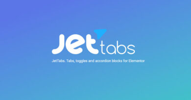 JetTabs 2.1.11 – Tabs, Toggles and Accordion blocks for Elementor