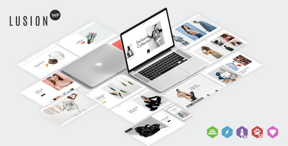Lusion 1.3.9 – Multipurpose eCommerce WordPress Theme