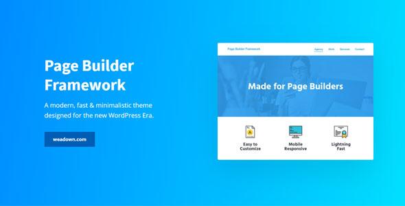 Page Builder Framework Premium Addon 2.6.3 Nulled
