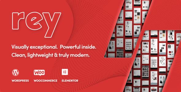 Rey 1.9.7 Nulled – Fashion & Clothing, Furniture WordPress Theme