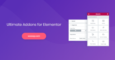 Ultimate Addons for Elementor 1.29.1 Nulled