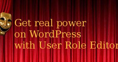 User Role Editor Pro 4.59.2 – WordPress Plugin