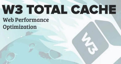 W3 Total Cache Pro 2.1.1 Nulled – WordPress Cache Plugin