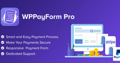 WPPayForm Pro 2.0.0 Nulled – WordPress Payments Made Simple