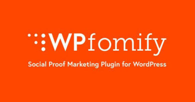WPfomify 2.2.3 – Social Proof & Fomo Marketing Plugin