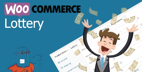 WooCommerce Lottery 2.0.3 – WordPress Prizes and Lotteries