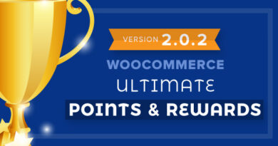 WooCommerce Ultimate Points And Rewards 2.0.13 Nulled