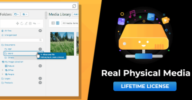 WordPress Real Physical Media 1.3.16 Nulled