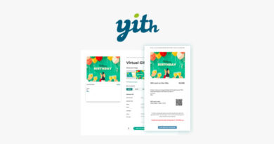 YITH WooCommerce Gift Cards Premium 3.3.2 Nulled