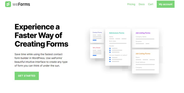 weForms Business 1.3.13 – Contact Forms for WordPress Plugin